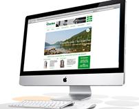 Gamba Serramenti - Website 2013