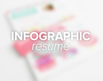 Infographic Resume - Self Branding