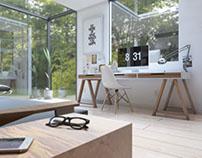 Design Station - 360° Renders