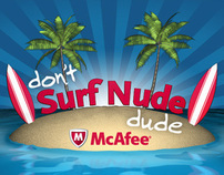 Don't Surf Nude Dude