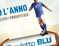 DECATHLON // PRODOTTO BLU - ADV and WEB CATALOGUE