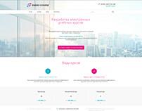 Enerd Course - Web site