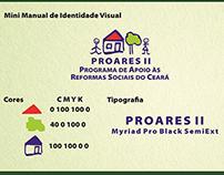 Identidade Visual Proares II