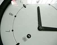 Redesign Wall clock / MOTOROLA
