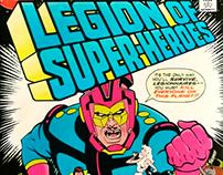 The Legion of Super-Heroes • © DC Comics