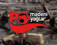 Petrol Ofisi Madeni Yağlar Print Ad.