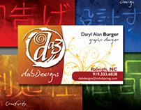 dabDesigns Inspiration - Business Cards