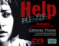 Please Help - Poster - CVS / Gateway House