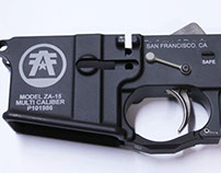 ZA-15 Forged Aluminum Laser Engraved