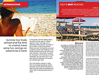 Summer 2014 Travel White Paper Layout and Content