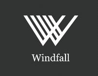Windfall - Logo Concept Three