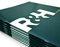 R&H Fund Services Brand Identity