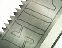 Silvaje Laser Engraved Machete