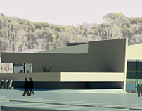 Proposal for Neanderthal Centre in Piloña (Asturias)