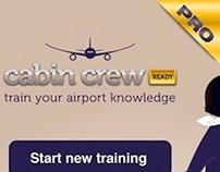 Cabin Crew Ready (iOS) (via www.rubytribe.com)