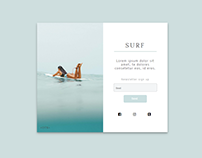 surf subscription newsletter