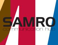 SAMRO 24/7 logo