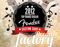 Guitarshop - Fender Custom Shop top dealer #2