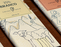 Cacau Noir Chocolate Bars