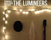 The Lumineers Posters (autographed)