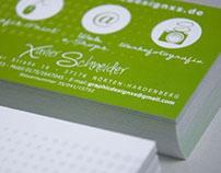 XS Grafikdesign & Fotos - Corporate Identity