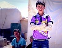 Faces of Hope (Za'atri Refugee Camp)
