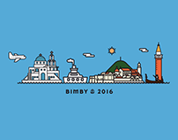 T-shirt | Bimby International Trip 2016