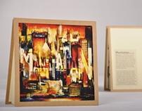 Manhattan - Sound Typography
