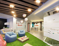 BOSCH Office Interior