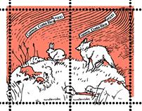 stamp concept design