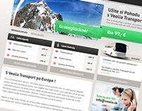 Veolia | Webdesign