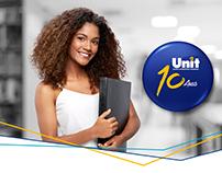 Unit Alagoas - Campanha 10 Anos