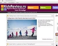 KidsReview.ru. Партнёр Яндекс.Афиша