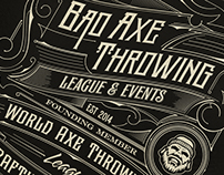Bad Axe Throwing | T-Shirt
