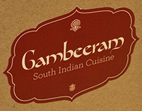 Gambeeram Indian Take-out