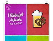 Oktoberfest poster 2013