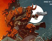 Colors - Hellboy