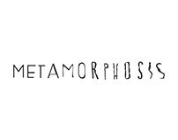 book cover design | metamorphosis