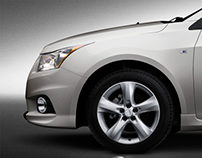 GM Holden  | Cruze Hatch Launch Image