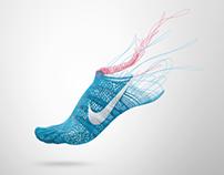 Nike Flyknit Lunar 1