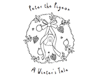 Children's Book: Peter the Pigeon