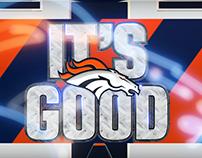 Denver Broncos Stadium Rebrand
