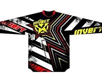 INVERT MX-MTB-BMX-DH Race Jerseys 2013
