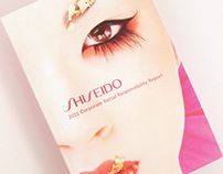 Shiseido Corporate Social Responsibility Report