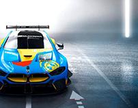 BMW M8 GTE | Art Car #1