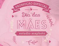 Estudio Asaphoto - Dia das Mães