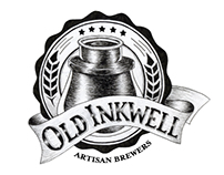 Old Inkwell Artisan Brewers Logo