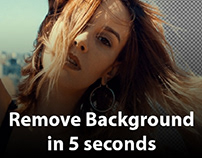 Remove Image Background In 5 Seconds