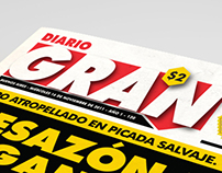 "Diario popular ""GRAN"""