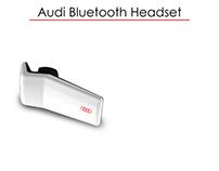 Audi Bluetooth System